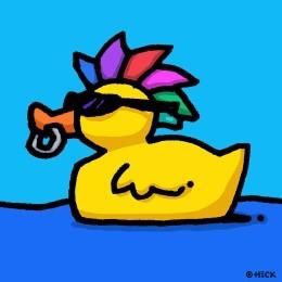 Duck Gone Wild