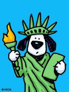 Liberty Dog